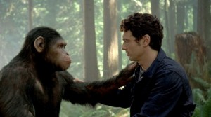 James Franco Caesar Rise of the Planet of the Apes photo