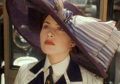 Kate Winslet Titanic photo