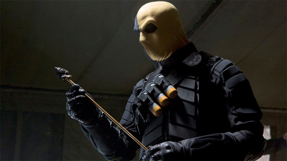 Slade Wilson Deathstroke Arrow photo