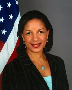 Susan Rice Image/U.S. State Dept.