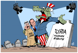 2011 cartoon by Carlos Latuff