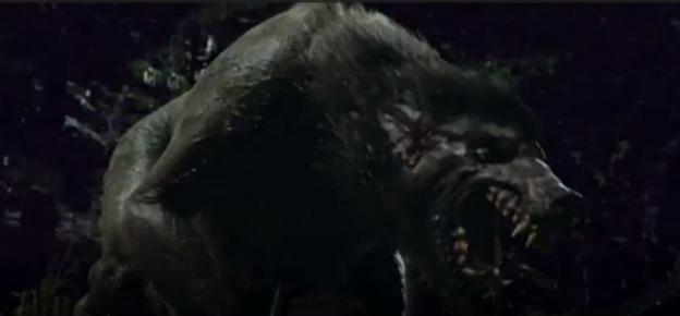 Werewolf photo Being Human season 3
