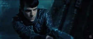 Zachary Quinto Spock photo Star Trek Into Darkness