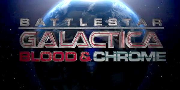 Battlestar Galactica blood-and-chrome