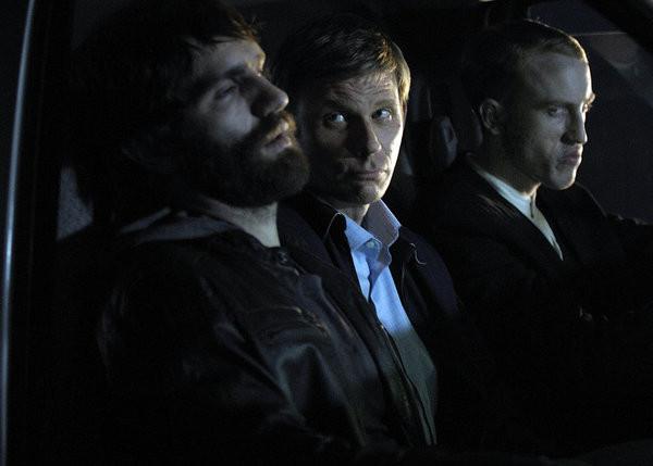 "Sam Witwer as Aiden, Mark Pellegrino as Bishop ""Being Human"" season 3 photo"