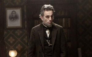 Daniel Day-Lewis as Lincoln Oscar nominated performance