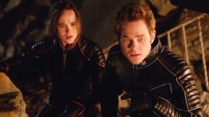 Ellen Page Shawn Ashmore X-Men Last Stand