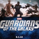 Guardians of the Galaxy film banner