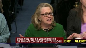 "Hillary Clinton testified on Benghazi, but ultimately asked ""What difference does it make now?"" but now the truth comes out on Benghazi"
