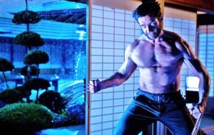 Hugh Jackman as Wolverine in The Wolverine