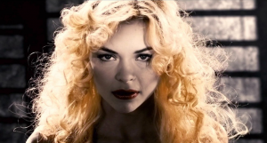 Jaime King Sin City Goldie Wendy photo