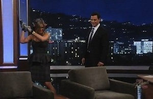 Jimmy Kimmel Live janaury 8 broadcast photo