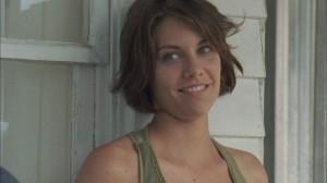 Lauran Cohan Maggie Greene Walking Dead photo