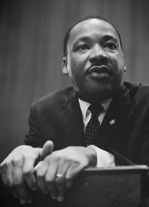 Martin Luther King Jr 1964 photo Library of Congress