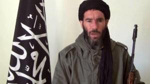 Militia leader Moktar Belmoktar Algeria hostage crisis video screenshot