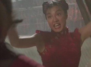 Ming-Na Wen as Chun-Li Zang in Street Fighter