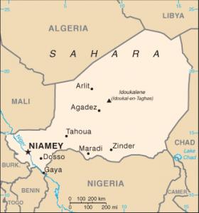 Niger Image/CIA