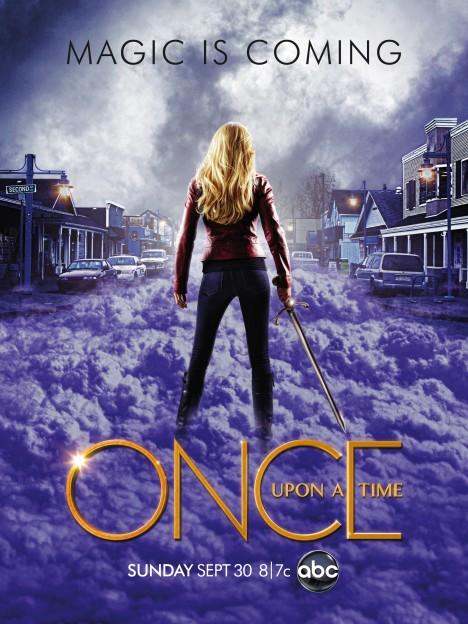Once Upon a Time season 2 poster
