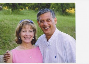 Rene and Fred Buttaccio (Facebook) Fred sadly died during the Algerian hostage crisis.