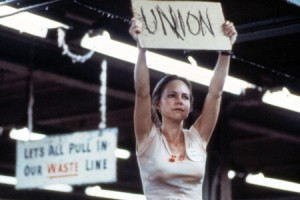 Sally Field Norma Rae Union sign photo
