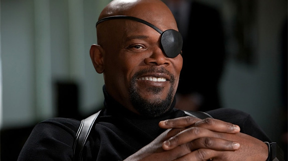 Samuel L Jackson Nick Fury photo