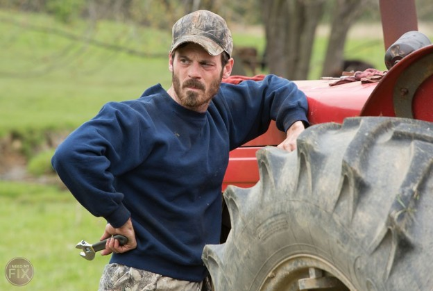 """Scoot McNairy as Jeff Dennon in """"Promised Land"""""""