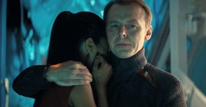 Simon Pegg as Scotty Star Trek Into Darkness photo