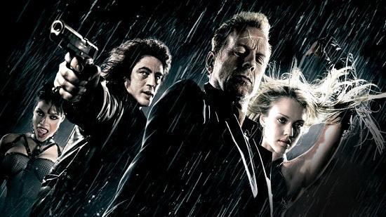 Sin City cast photo