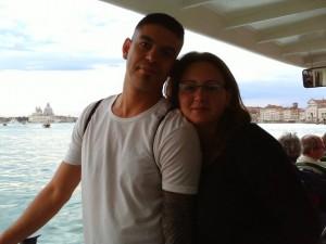 Sonny and Stephanie Archuleta  photo facebook