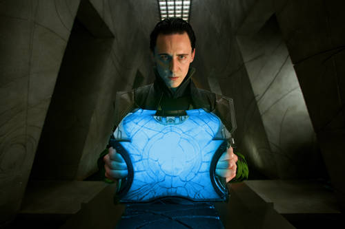 Loki (Tom Hiddleston) in THOR