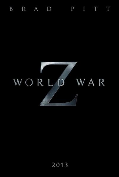 World War Z movie poster