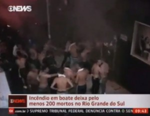 fire at Brazil nightclub death toll