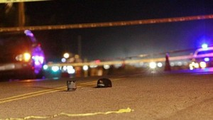 hat and shoe in road photographer killed Justin Bieber