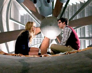 """Jennifer Lawrence and Nicholas Hoult in """"X-Men: FIrst Class"""""""