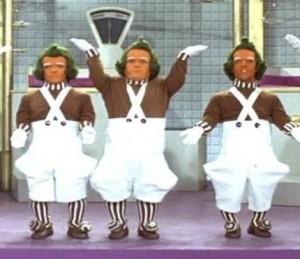 oompa-loompa photo Willy Wonka