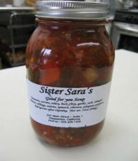 Sister Sara's Good For You SoupImage/CDPH