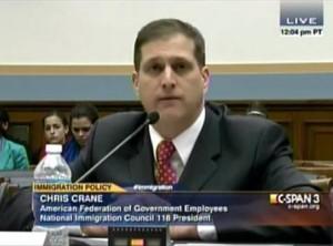 Chris Crane ICE testimony