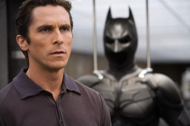 Christian Bale Bruce Wayne Dark Knight photo