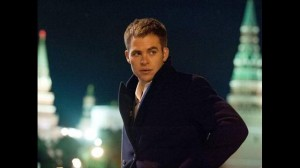 Jack Ryan Chris Pine in Moscow photo
