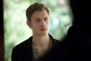Joseph Morgan as Klaus, will be set for the fall in 'The Originals'
