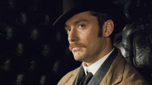 Jude Law as Dr Watson Sherlock Holmes photo