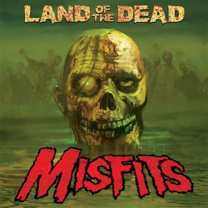 "Misfits ""Land of the Dead"" art by Arthur Suydum"