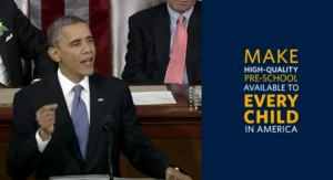 President Obama State of the Union address 2013 free education