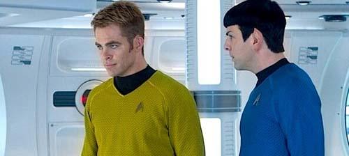 Star-Trek-Into-Darkness CHris Pine Zachary Quinto photo