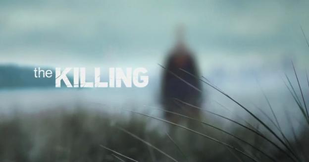 The Killing AMC TV show banner