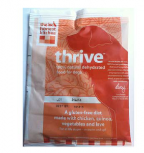 Thrive Image/The Honest Kitchen press release