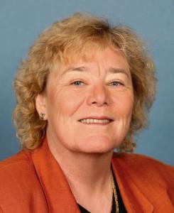 Rep. Zoe Lofgren (D-CA)  Image/US Congress