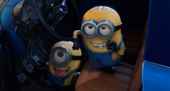 despicable-me-2-movie-photo features Minions