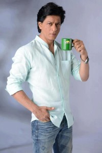 Shahrukh Khan's Tata Tea Campaign Picture Courtesy: Shahrukh Khan Archive Facebook Page