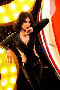 Priyanka Chopra's look for  Badmassh Babli Image Courtesy: Shootout At Wadala viaTwitter
